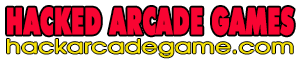 Hacked Arcade Games Logo
