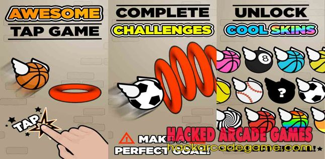 Flappy Dunk Hack 2020 Free Unlimited Score