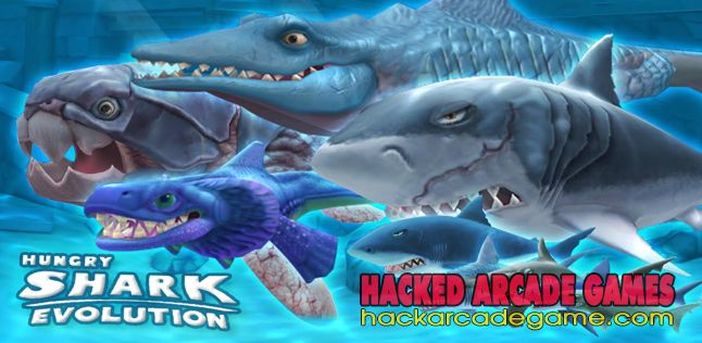 Hungry Shark Evolution Hack 2020 Free Unlimited Gems
