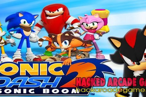 Sonic Dash 2 Hack 2020 Free Unlimited Red Star Rings
