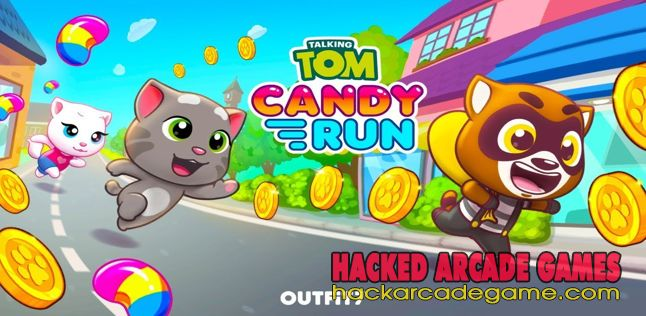 Talking Tom Candy Run Hack 2020 Free Unlimited Diamonds
